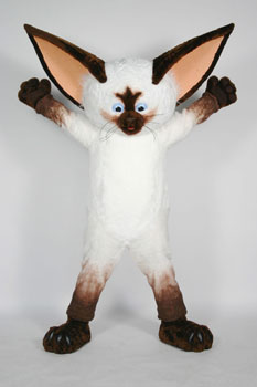 Skippyjon Jones mascot costume rental