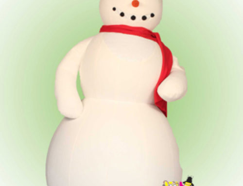 Chillman the Snowman