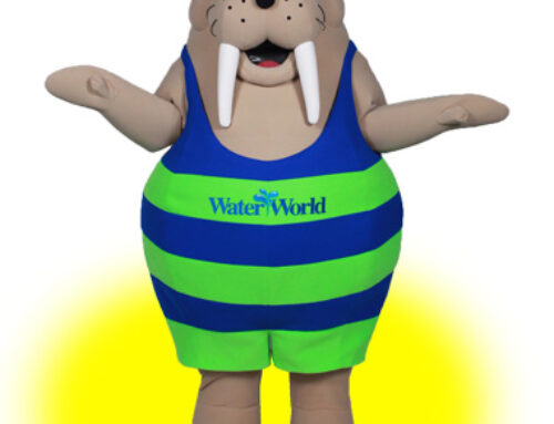 Water World Walrus