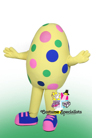 Yellow Easter Egg Costume