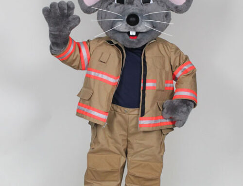 Boots the Fire Mouse